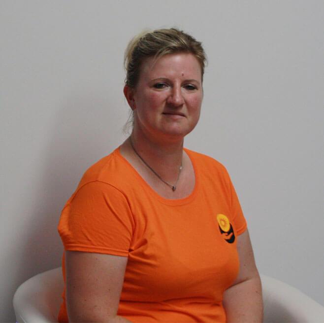 Bereichsleitung Tagespflege Diana Schmiedl
