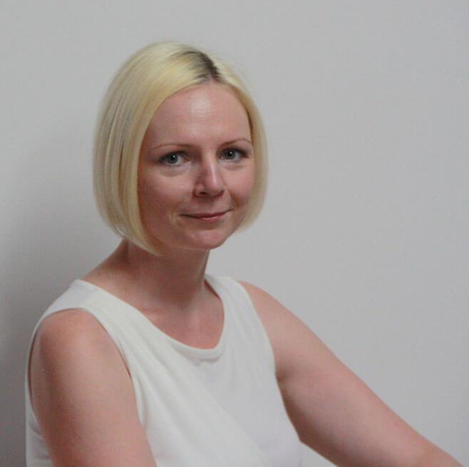 Geschäftsführerin Diana Schickram