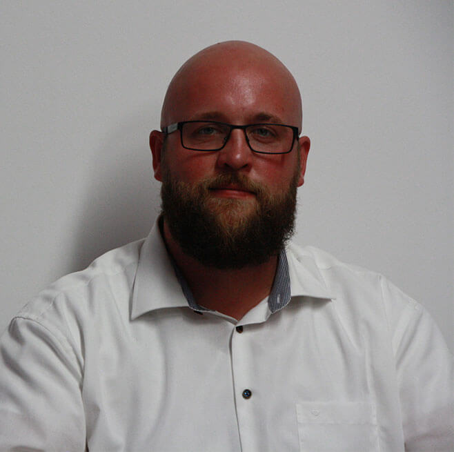 Operative Manager Falco Eisermann